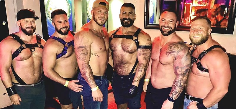 DILF Tampa Gay 4th of July Weekend event