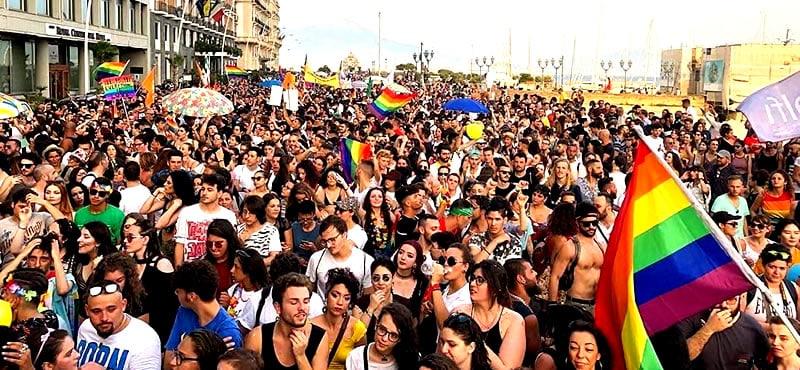 Gay Pride Naples