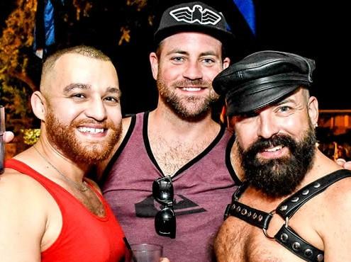 Houston Montrose Pride Block Party от The Eagle
