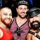 Houston Montrose Pride Block Party par The Eagle