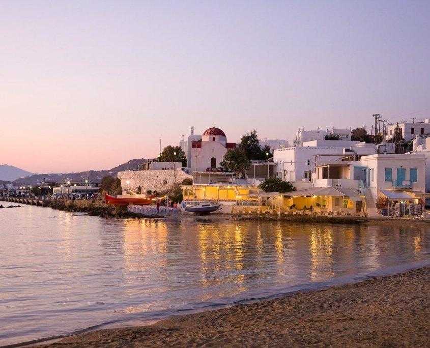 Idyllic Mykonos