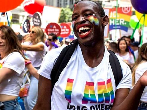 Oakland Pride, San Francisco.