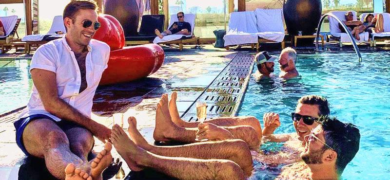 Pink Caviar Pride Pool Party Los Angeles