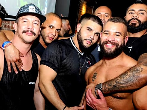 RAM Party San Francisco Leather Weekend Edition