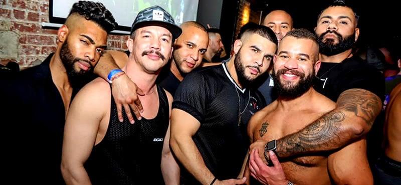 RAM Party San Francisco lederen weekendeditie
