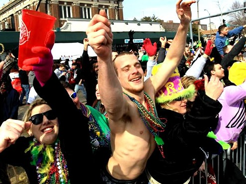 St.Louis Mardi Gras