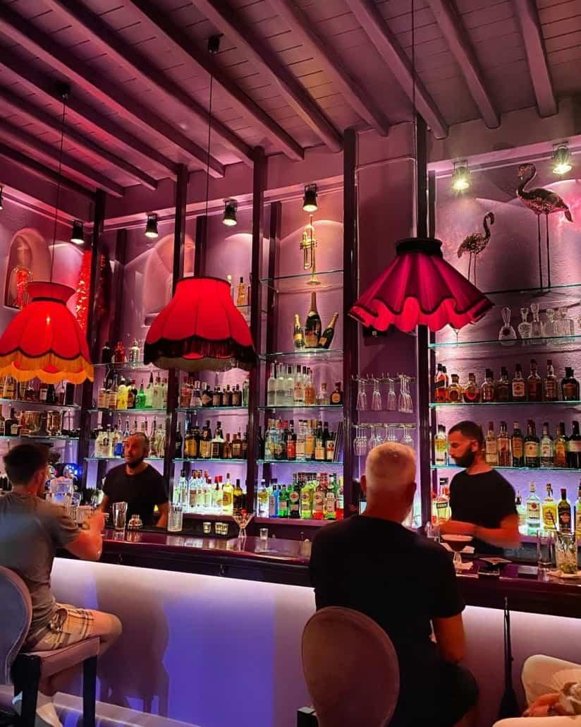 Lola Bar, Mykonos