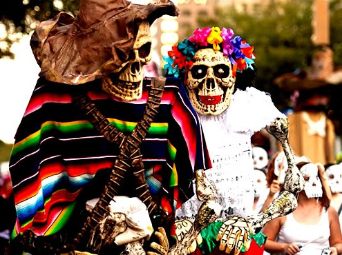 Austin, Día de los Muertos Festival