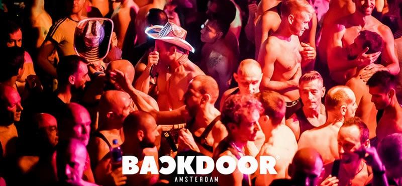 Backdoor Winter Party, Amsterdam