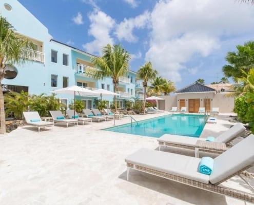 Dolphin Suites Curaçao