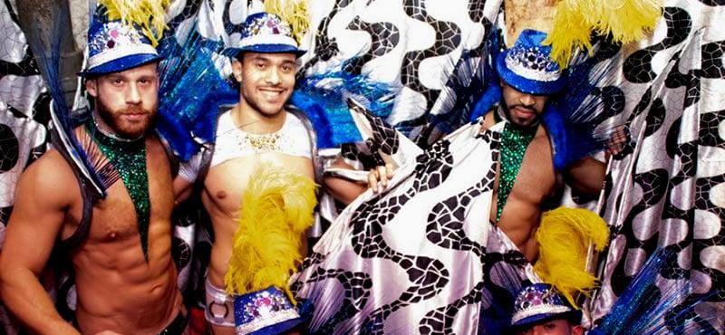 Frisky Carnival Mythology New York