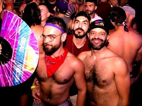 Gay Labor Day Weekend, Los Angeles