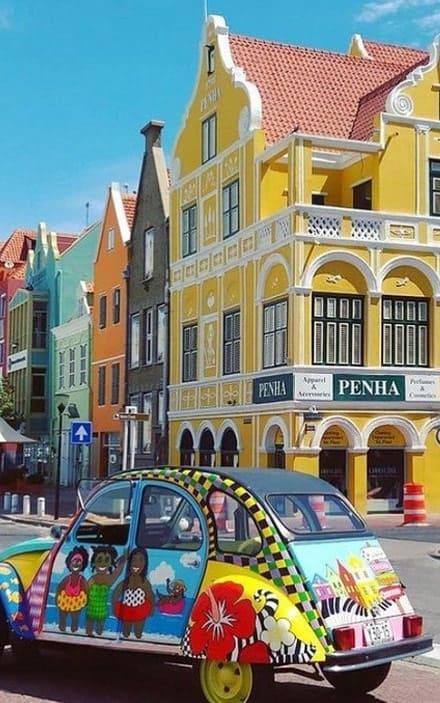 Rondreizen op Curaçao