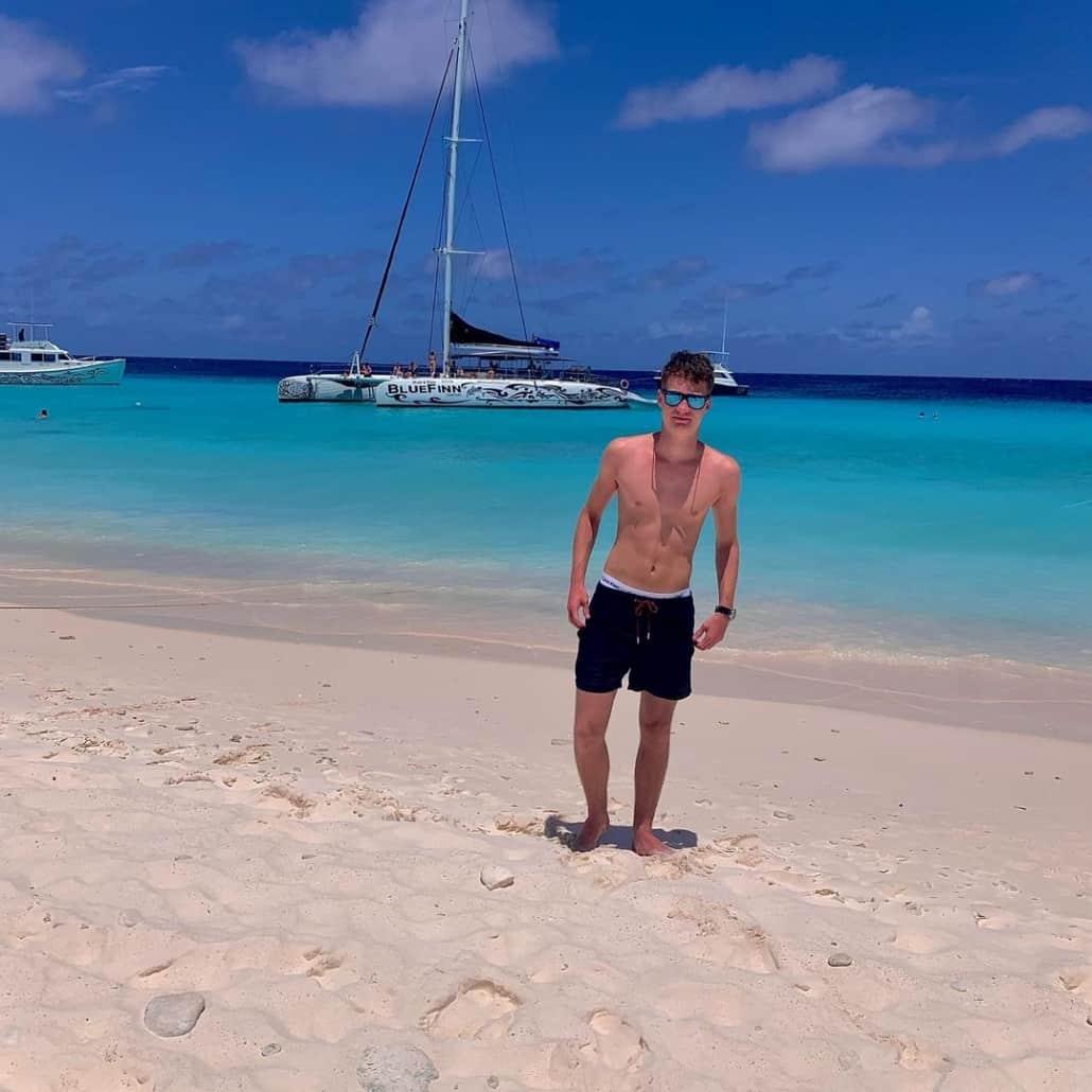 Klein Beach Curacao
