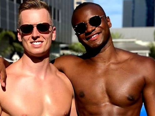 Megawoof & Submerge at the W Austin Pride Pool Party