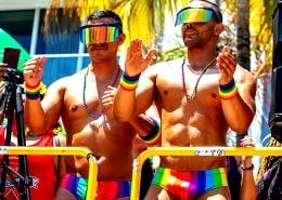 Miami Beach Pride Festival, Stage & Parade