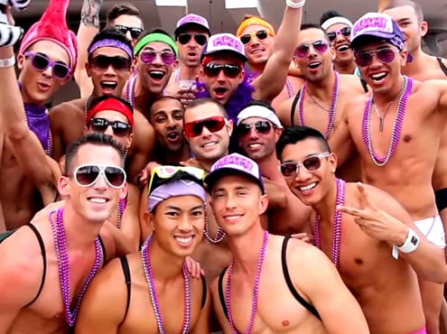 Miami Beach Pride, Heat Pool Party