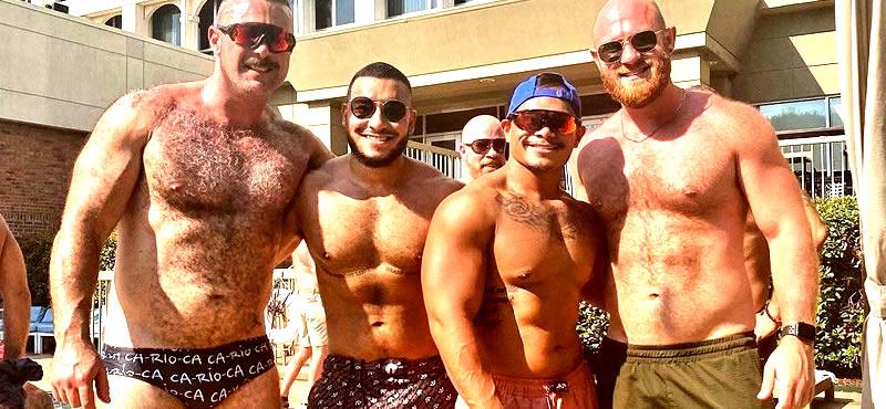 Ram + Plunge at Austin Pride