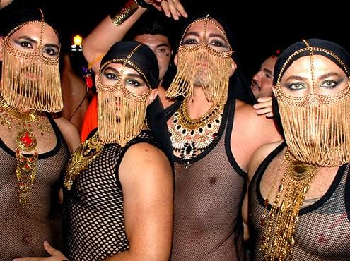 San Diego Halloween Block Party on Hillcrest