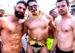 Secret Garden, Miami Beach Pride Edition