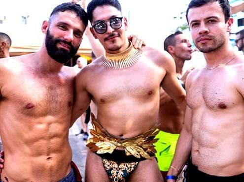 Jardin secret, édition Miami Beach Pride