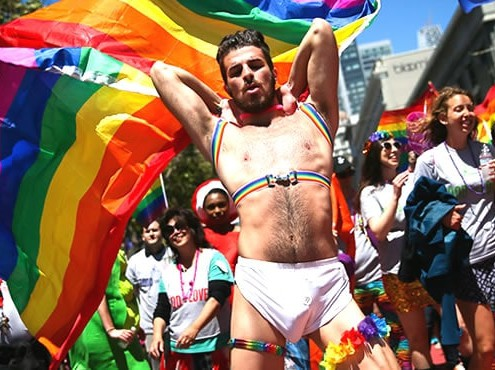 Silicon Valley Pride, San Jose, California,