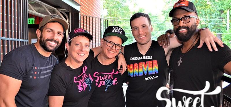 Sweet Spot, Miami Beach Pride Edition