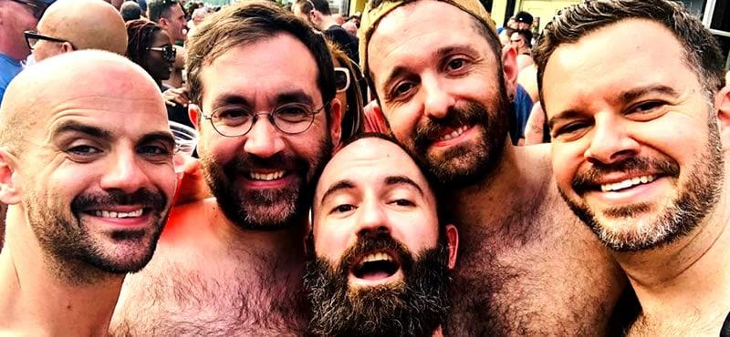 The Urban Bear, Nueva York Summer Tea Dance