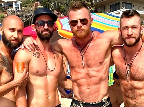 West Street Beach Pride, Laguna Beach