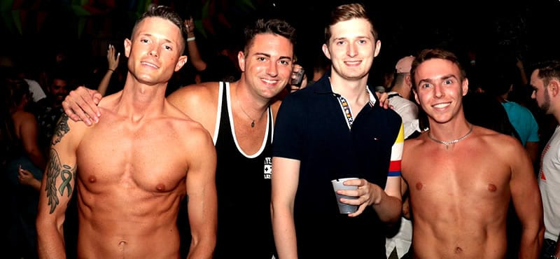 Wilton Manors, Fort Lauderdale 4th of July Weekend