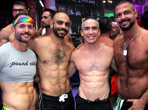 Week-end du circuit gay de Maxximus à Houston